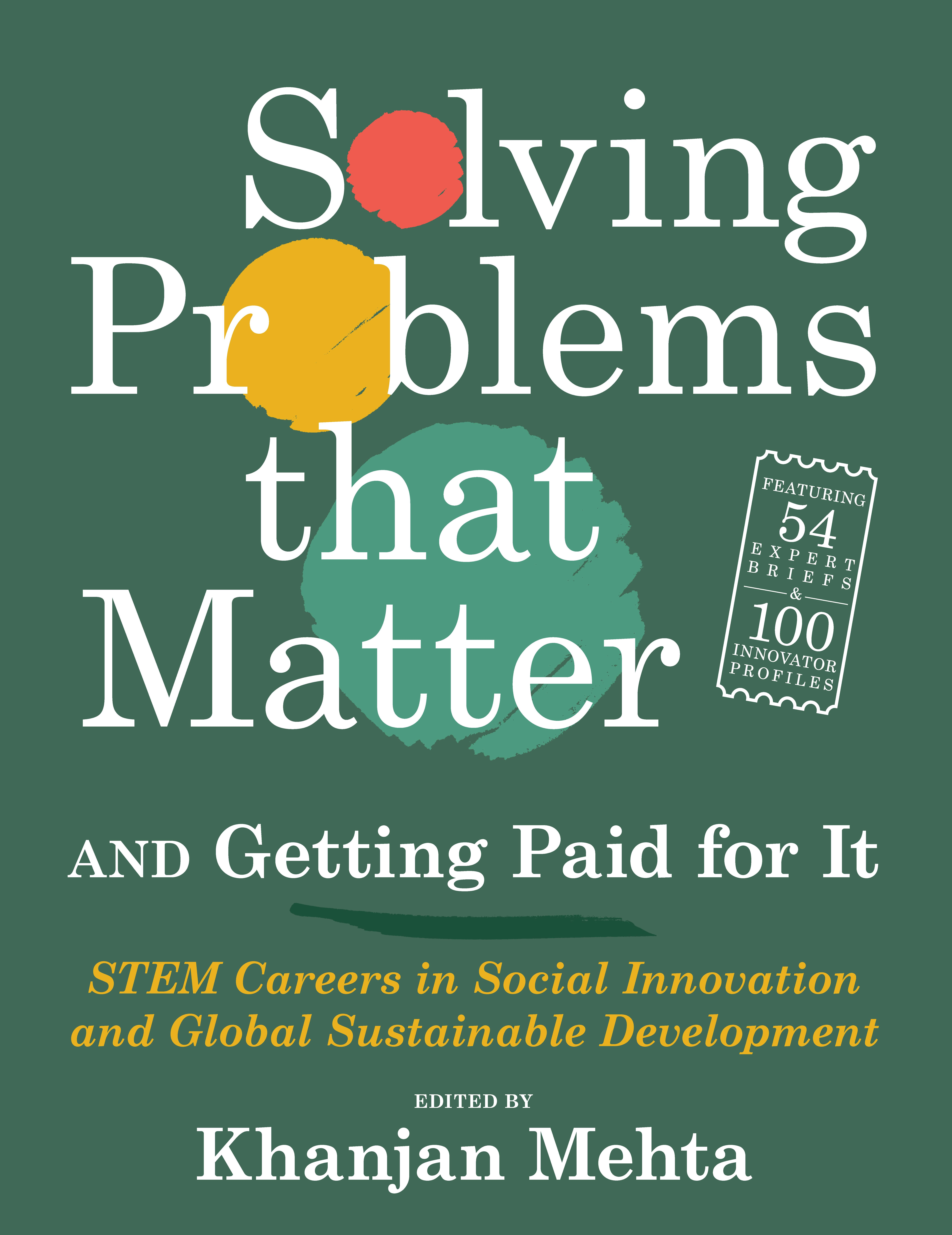 Get paid to solve problems