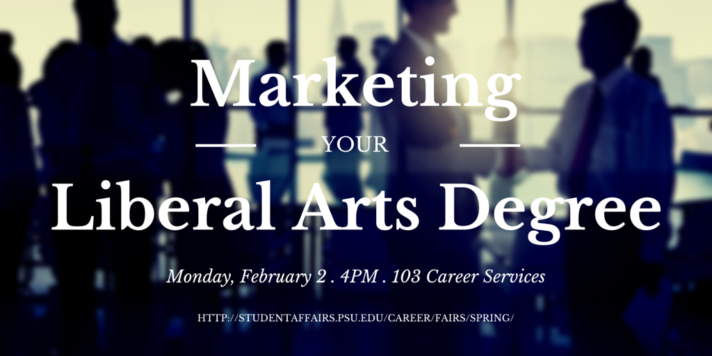 Marketing Your LA Degree-SP15