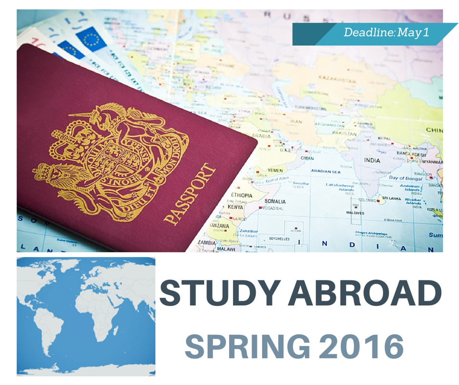 Spring Study Abroad