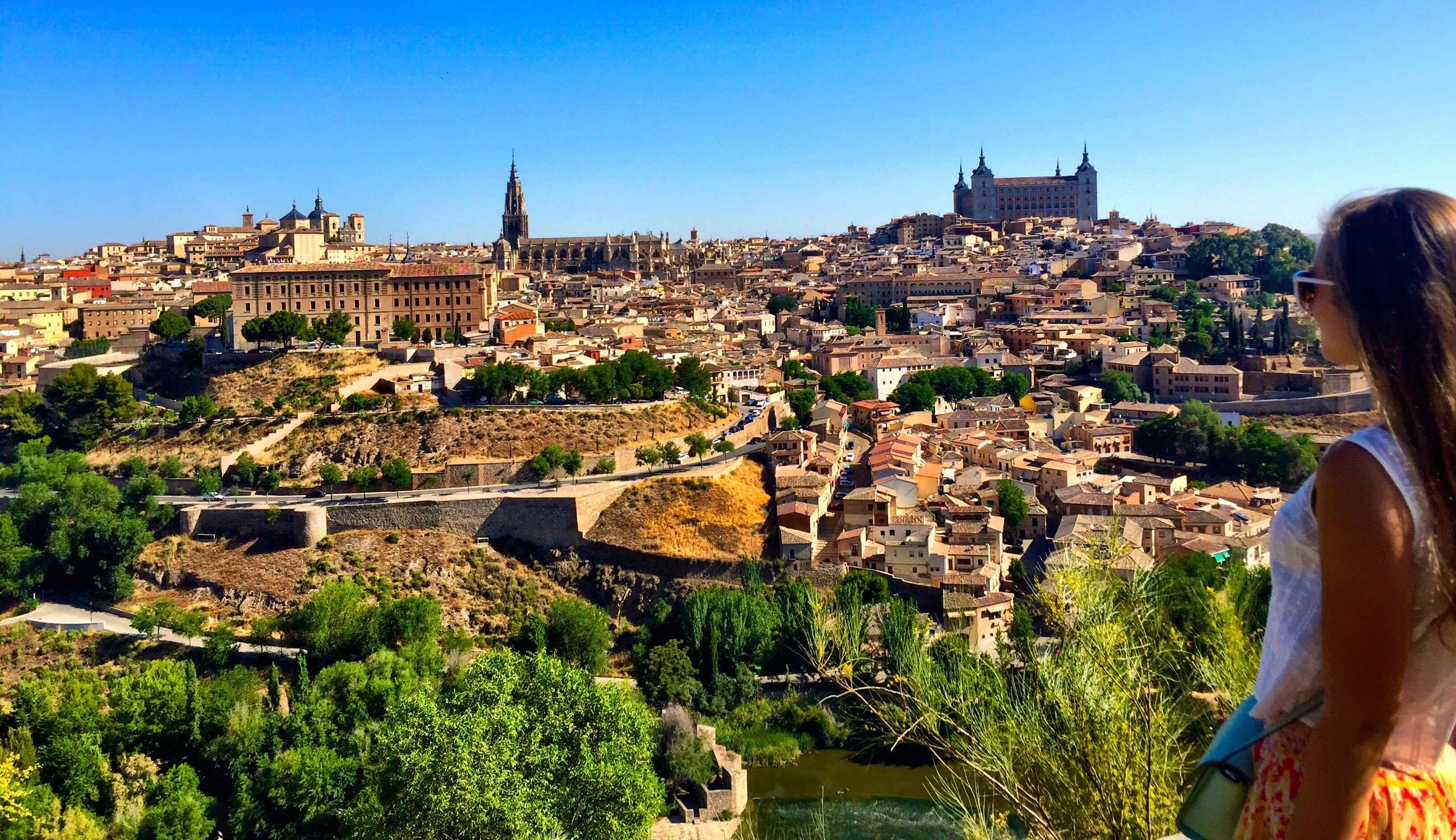 Spain Andalusia Ronda from below M.V. Photography shutterstock_272130287