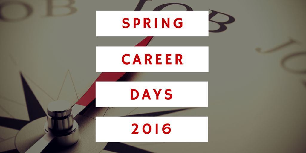 SPRING Career Days Twitter