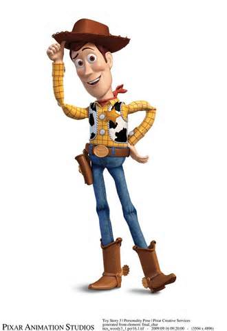 Toy Story's Woody: Toys Unite!