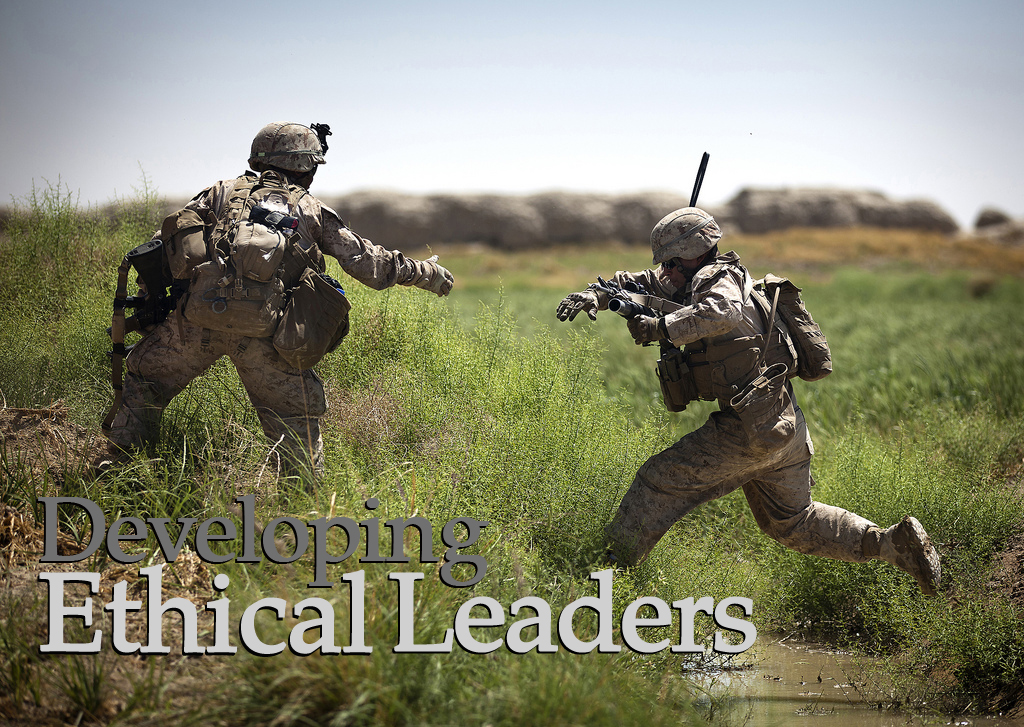 marines and leadership Marine corps leadership noncommissioned officers are the backbone of the marine corps each leader is very different from the other some marines enjoy being a corporal only because of the increase in rank and pay.