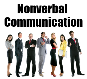 Nonverbal communication: body language and tone of voice