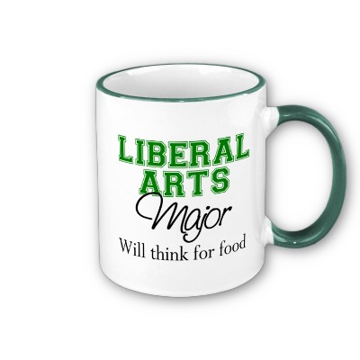 Liberal Arts things to go to college for