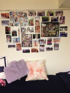 My room from summer session