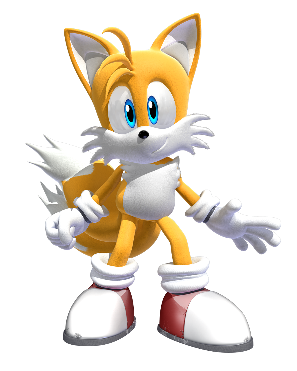 Miles Tails Prower: Passion Blog #7: Sonic The Hedgehog; A Video Game Icon