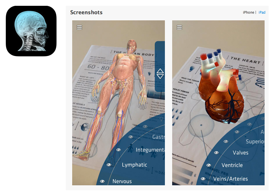 Education App Review (1 of 5): Anatomy 4D | Maura Kwik\'s Learning ...