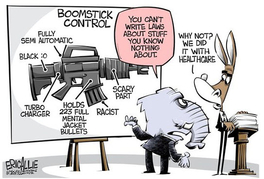 an analysis of gun control laws The great gun control fallacy thomas sowell  places and times with the strongest gun control laws have often been places and times with high murder rates.