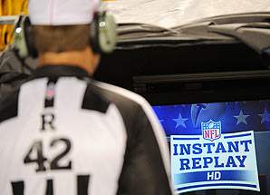 instant replay in sports The use of instant replay in sports is a failed experiment it drains the spontaneity out of fan reaction and produces useless delays for the fans at home and throughout the stadiums and.