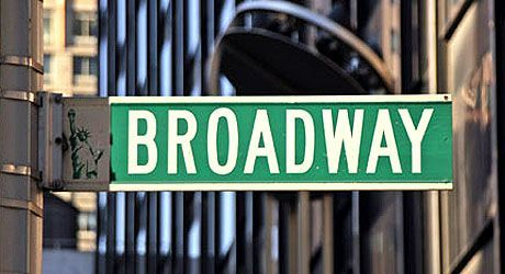 Broadway In Our Living Room