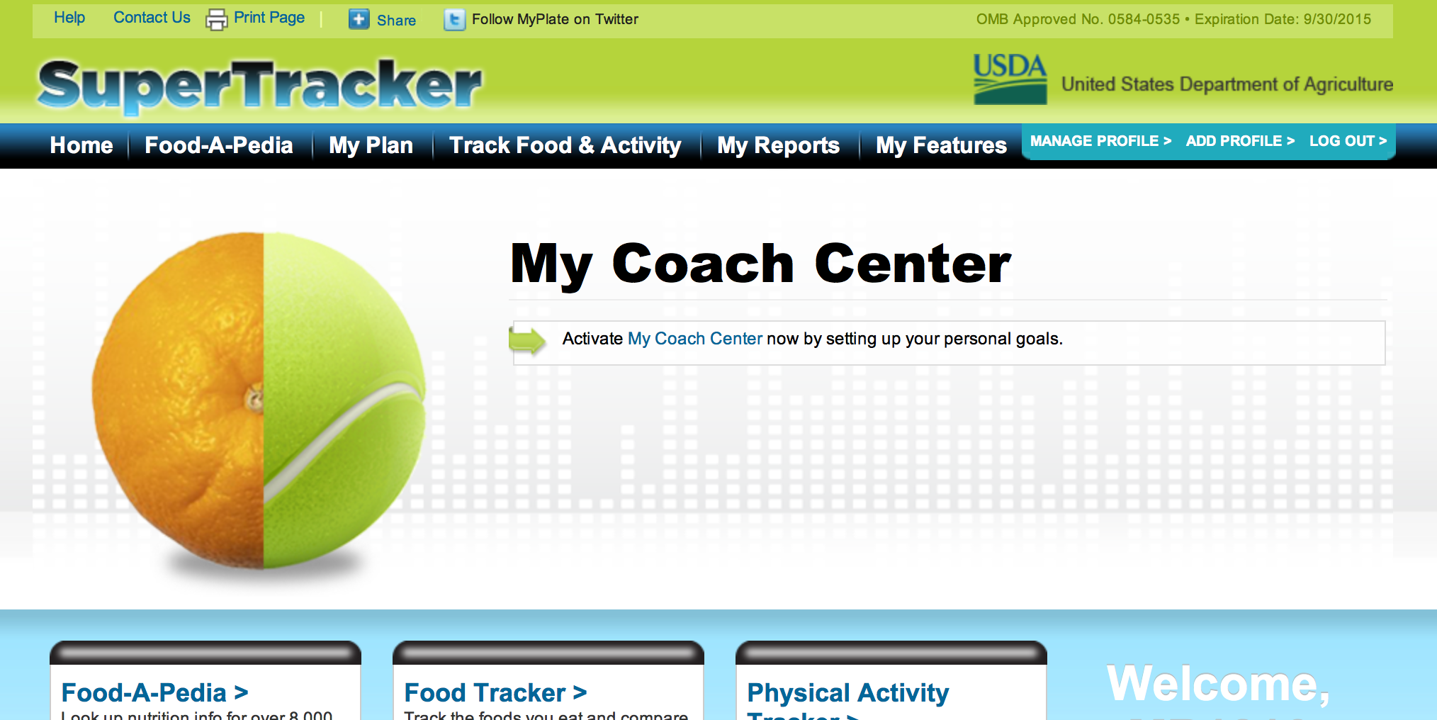 Passion Blog – Tracking Your Meals   Meghan Riegel RCL Blog