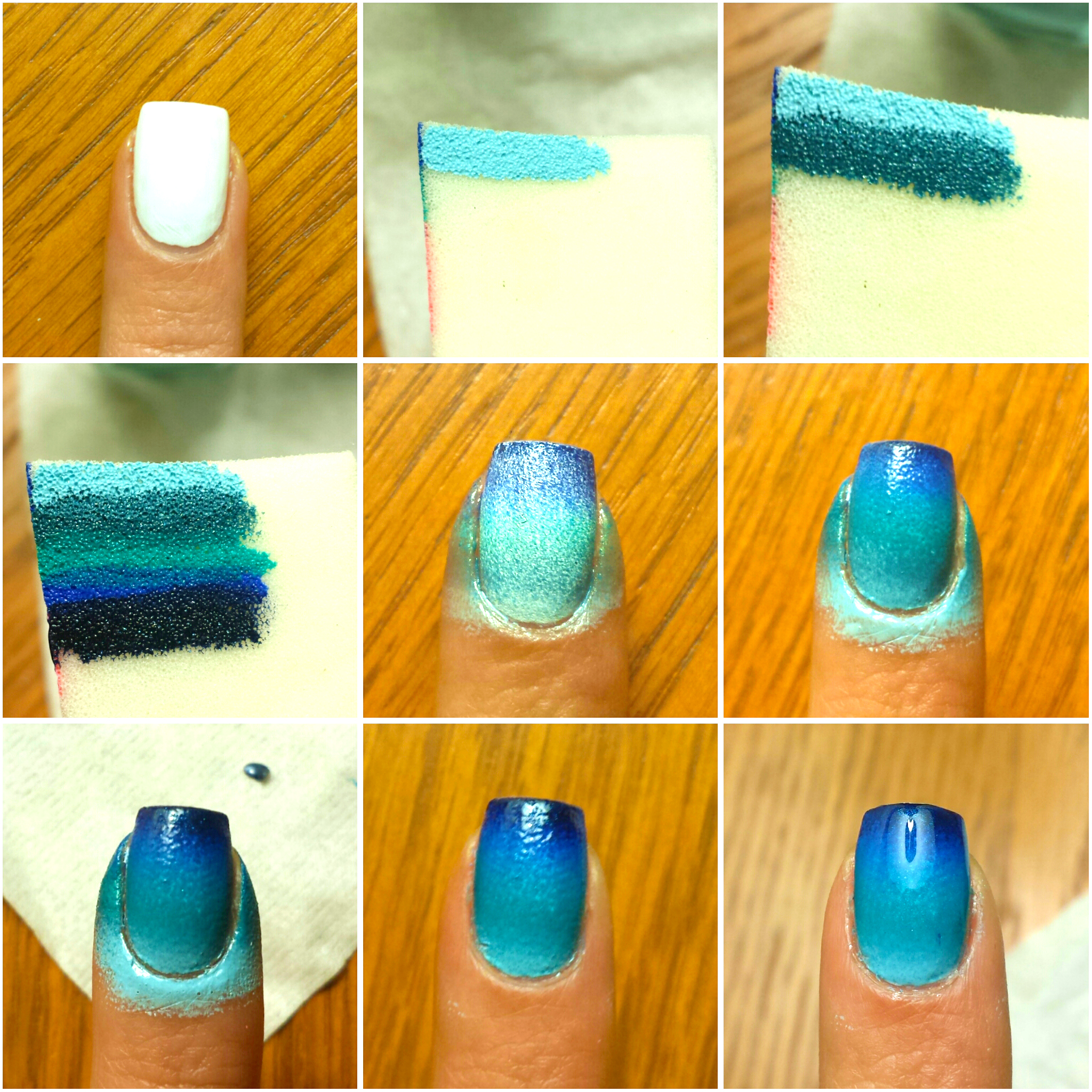 Beginner\'s Guide to Gradient Nails | Nail Art 101