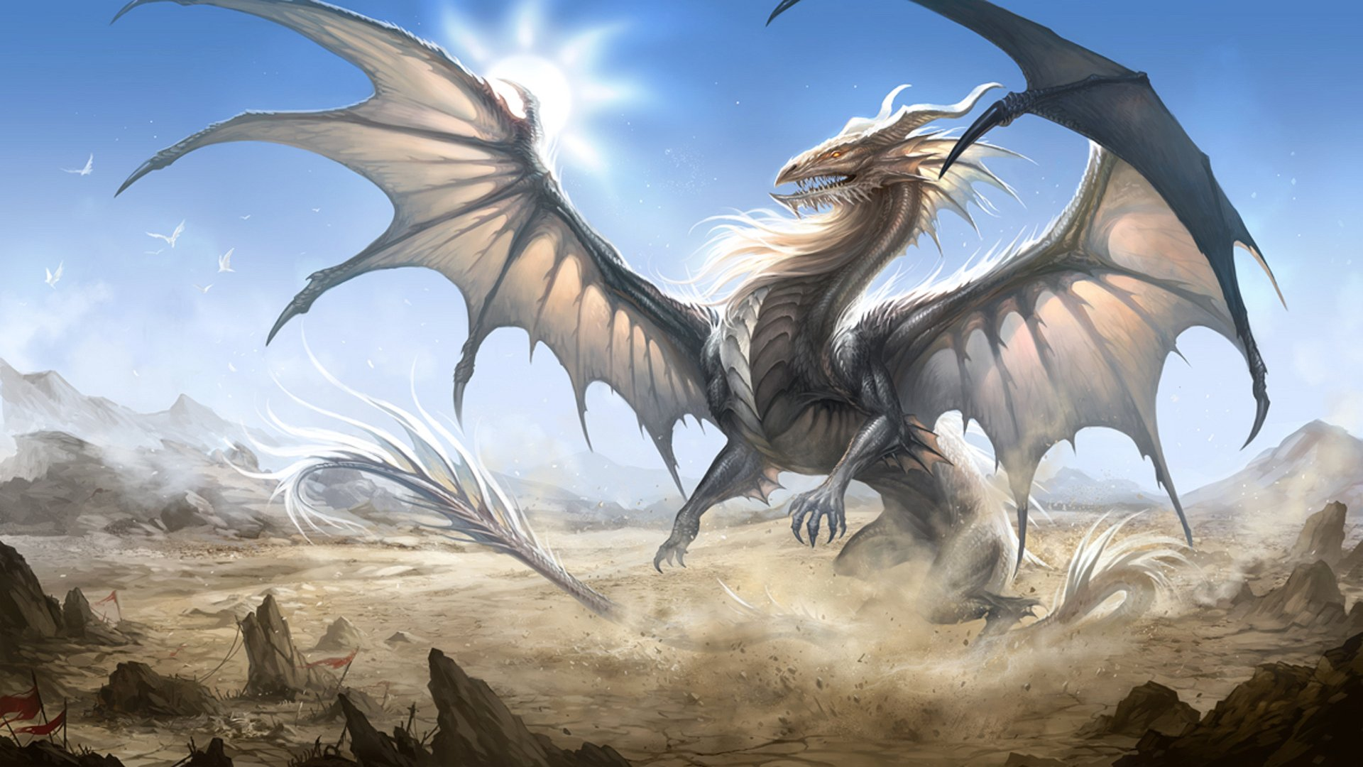 Dragon | Monster Wiki | Fandom powered by Wikia