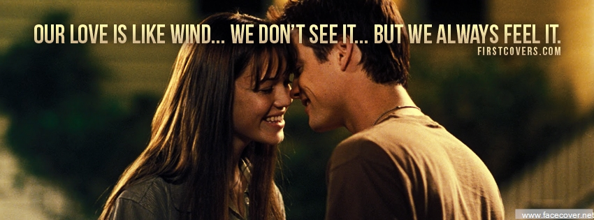 a walk to remember quotes love is like the wind - photo #25