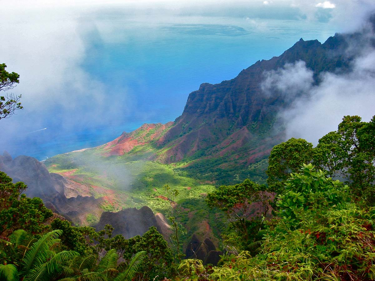 virtual vacation  destination  kauai  hawaii