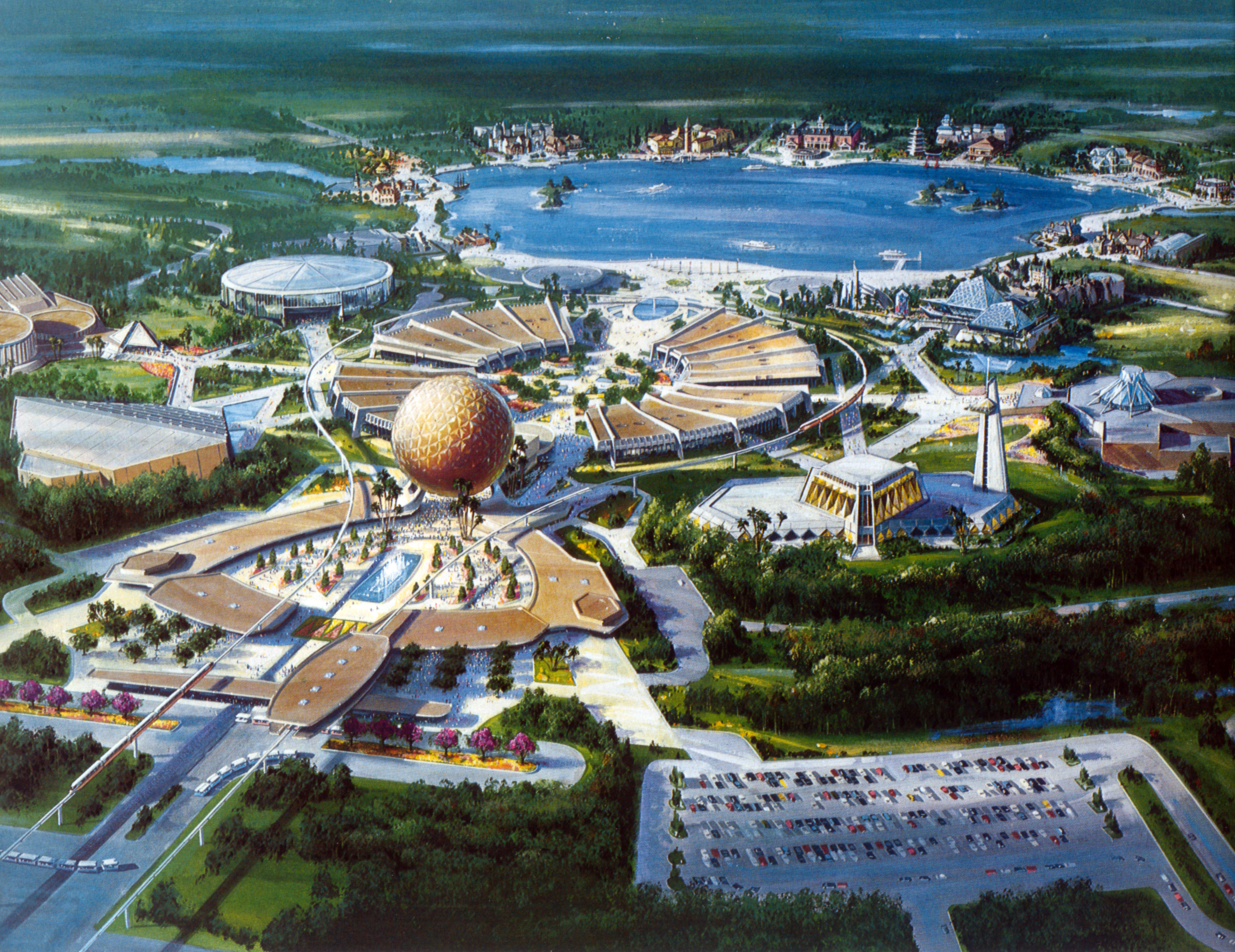 Hotels Epcot Center Orlando
