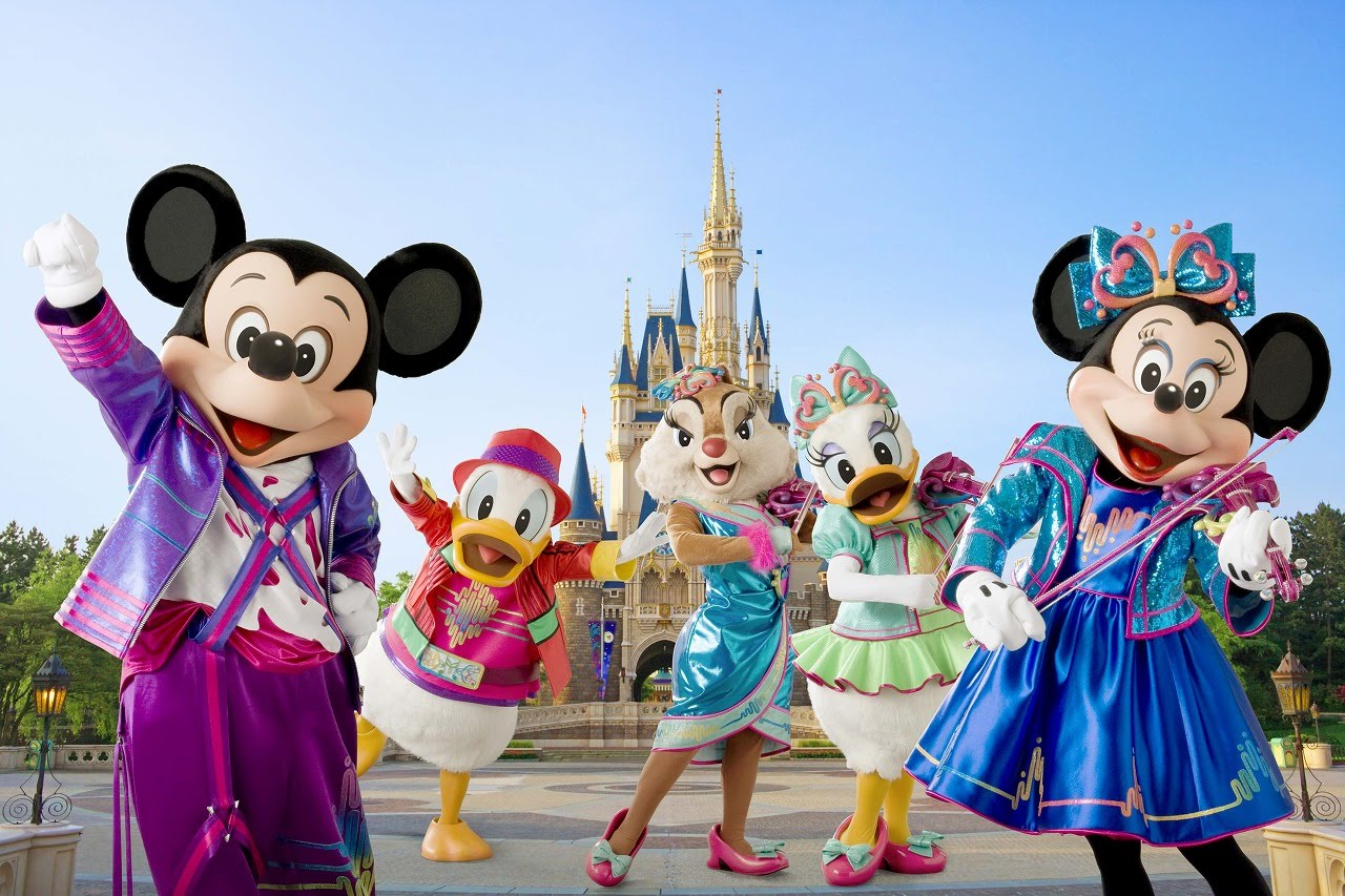 how to get to disneysea from tokyo