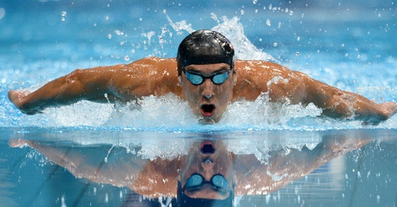Olympic Games Athlete Highlight Michael Phelps