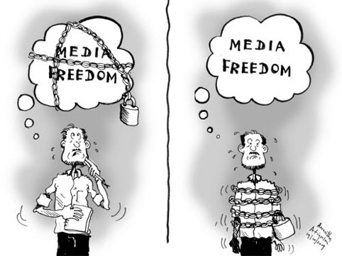 media freedom The rich do two things with their money: (1) buy consumer goods and services or (2) invest it to earn interest or dividends or value appreciation.