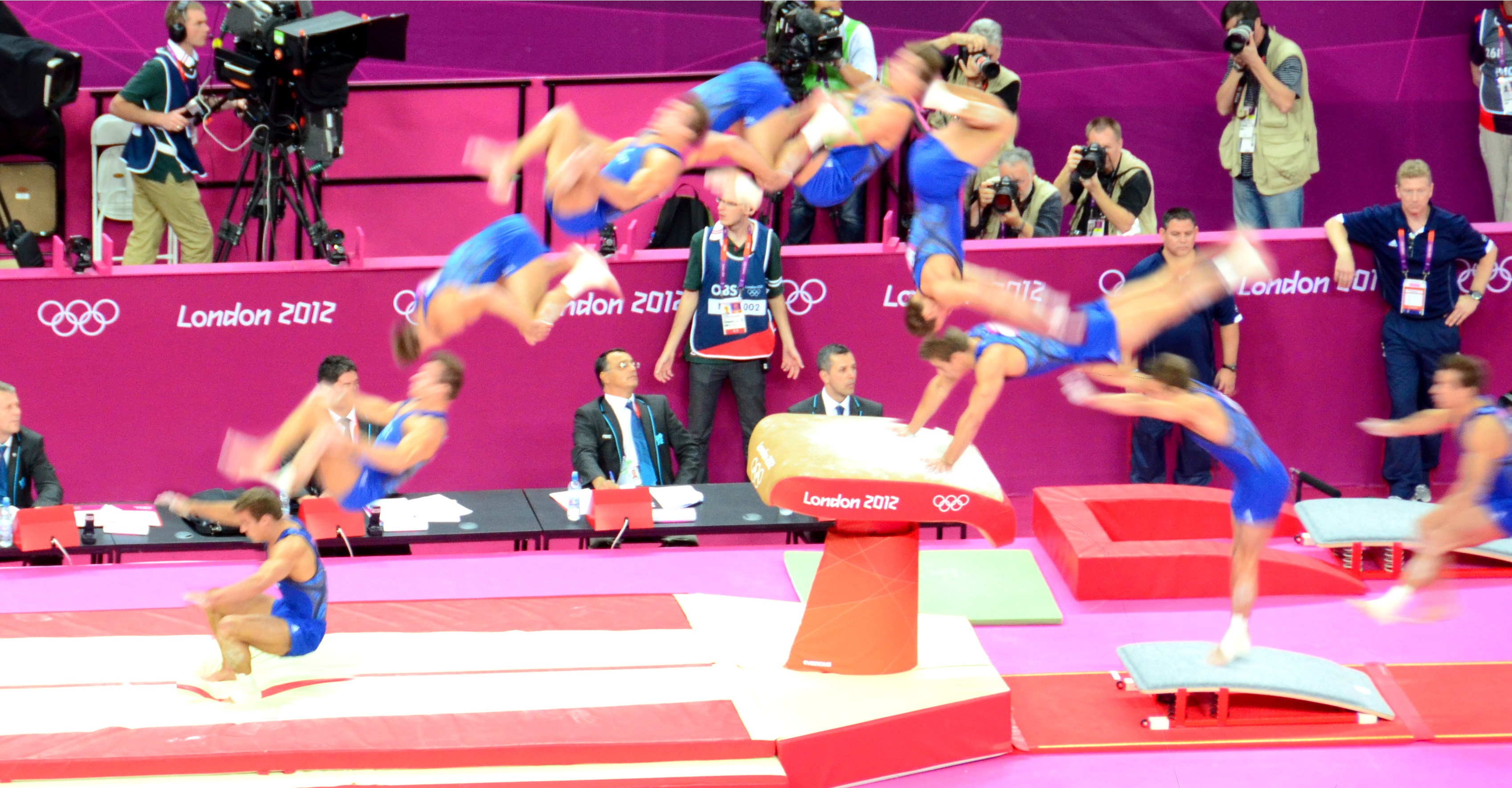 Gymnastics: My Worst Enemy and My Greatest Love | Noah's Blog