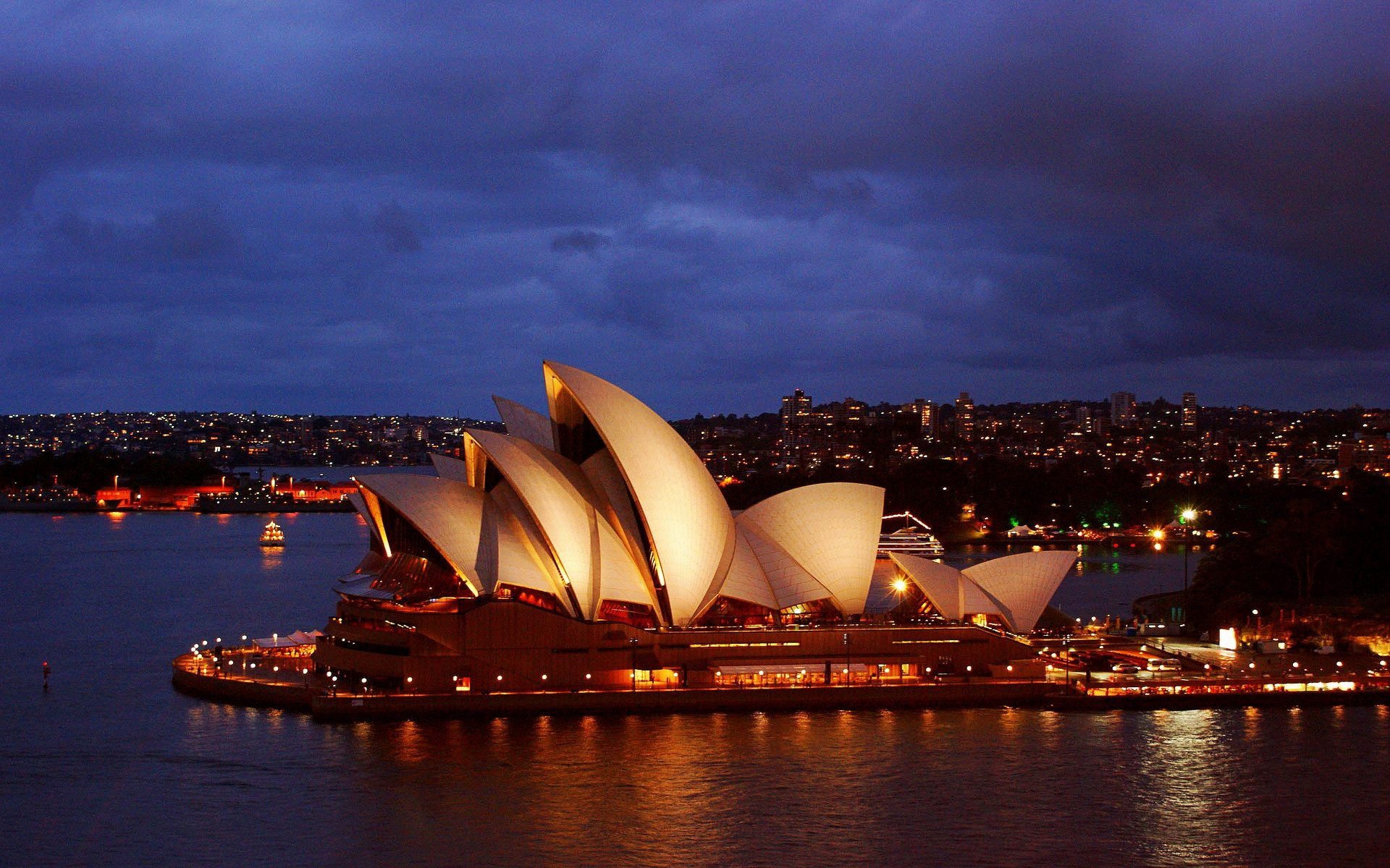 Sydney passion blog for Sydney opera housse