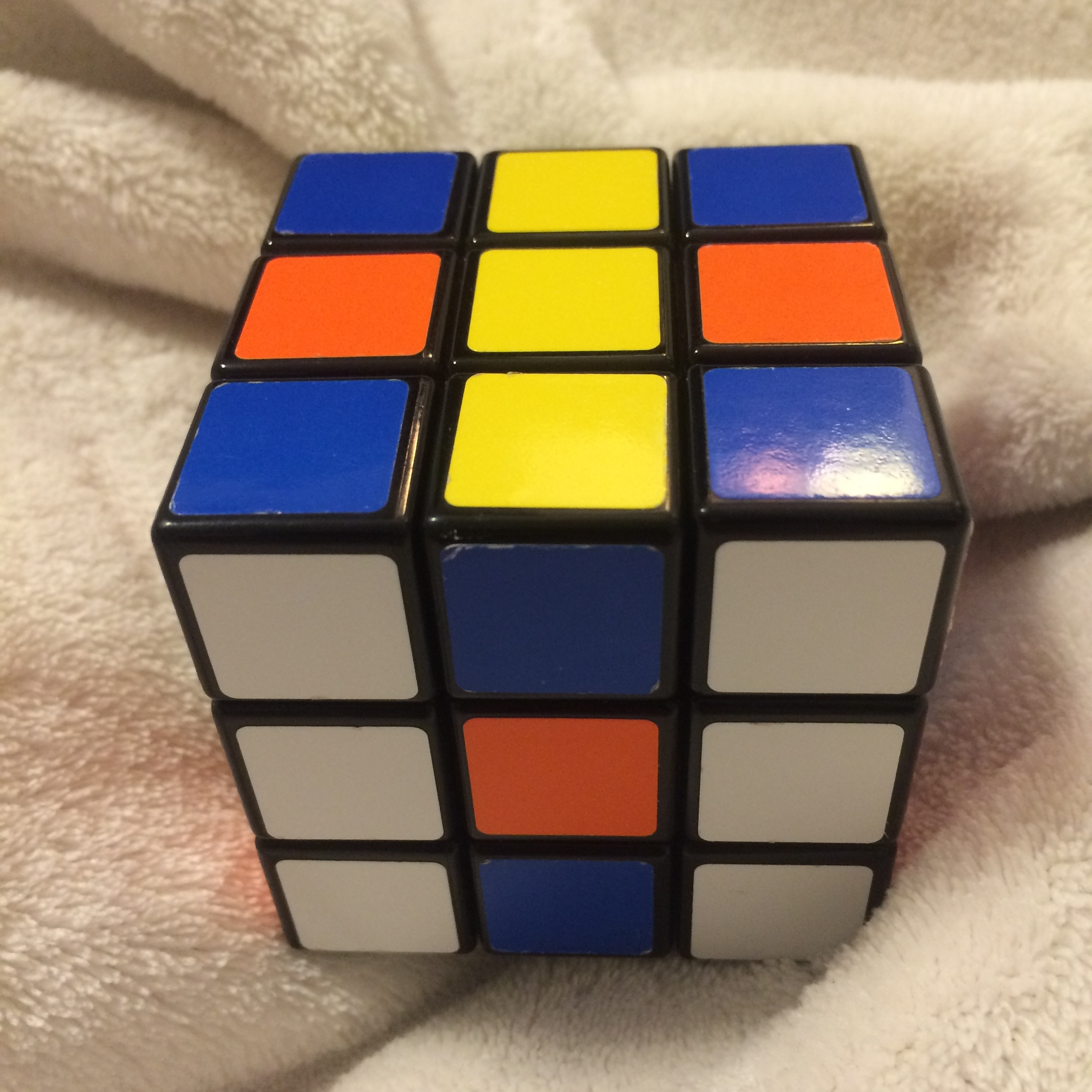 Center Cube Swap | How To Solve A Rubik's Cube