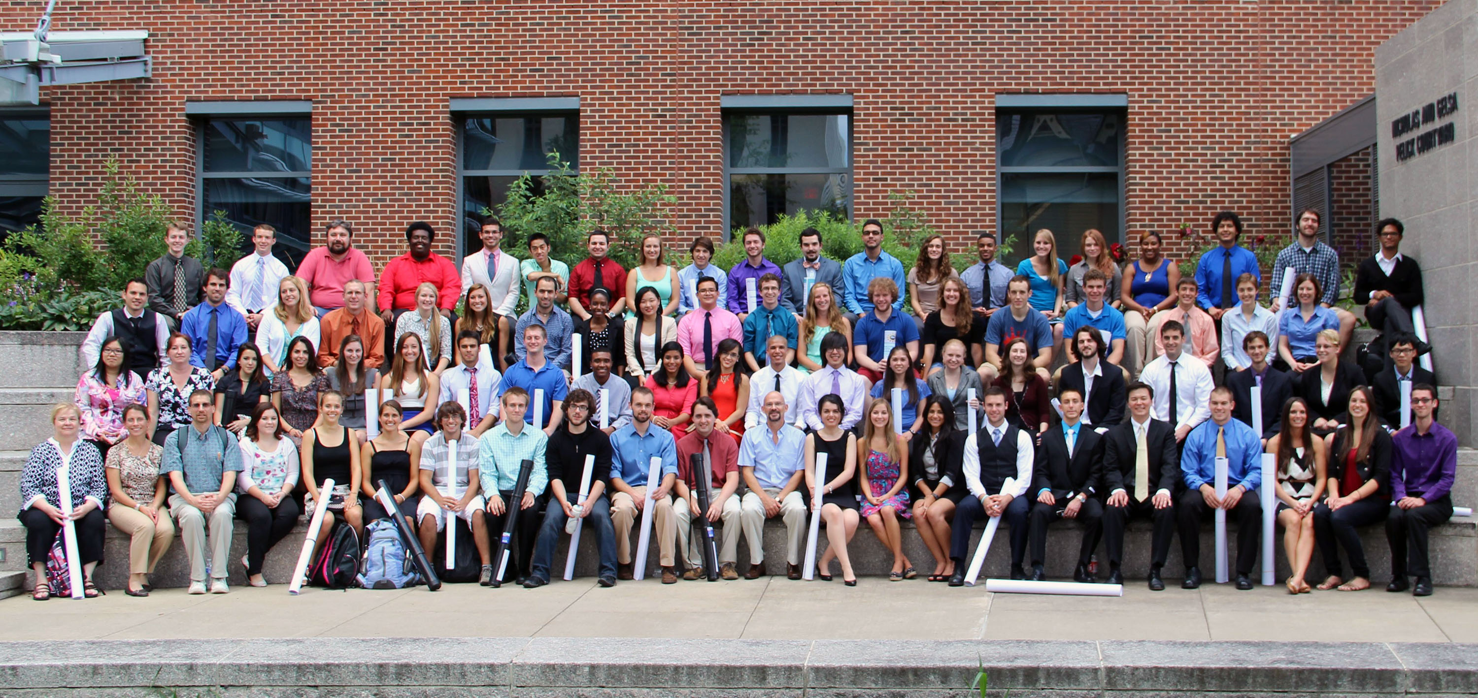 Physics REU 2013