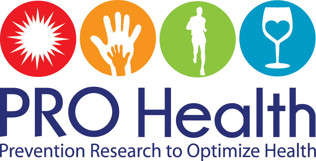 prevention research to optimize health lab pro health lab