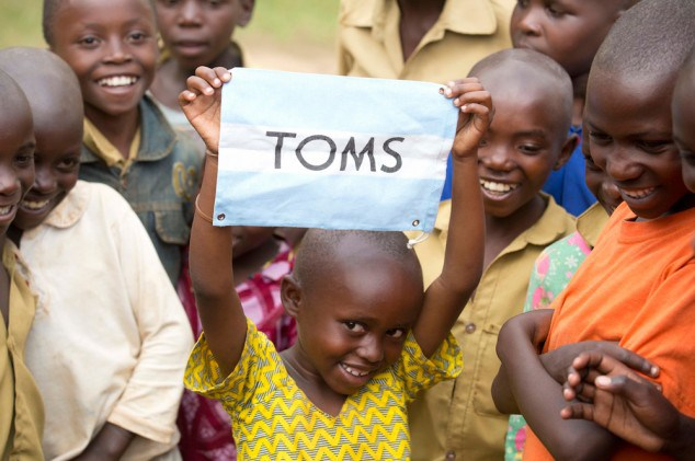 """060a87a2b13 Case Study  TOMS """"One For One"""" Campaign"""