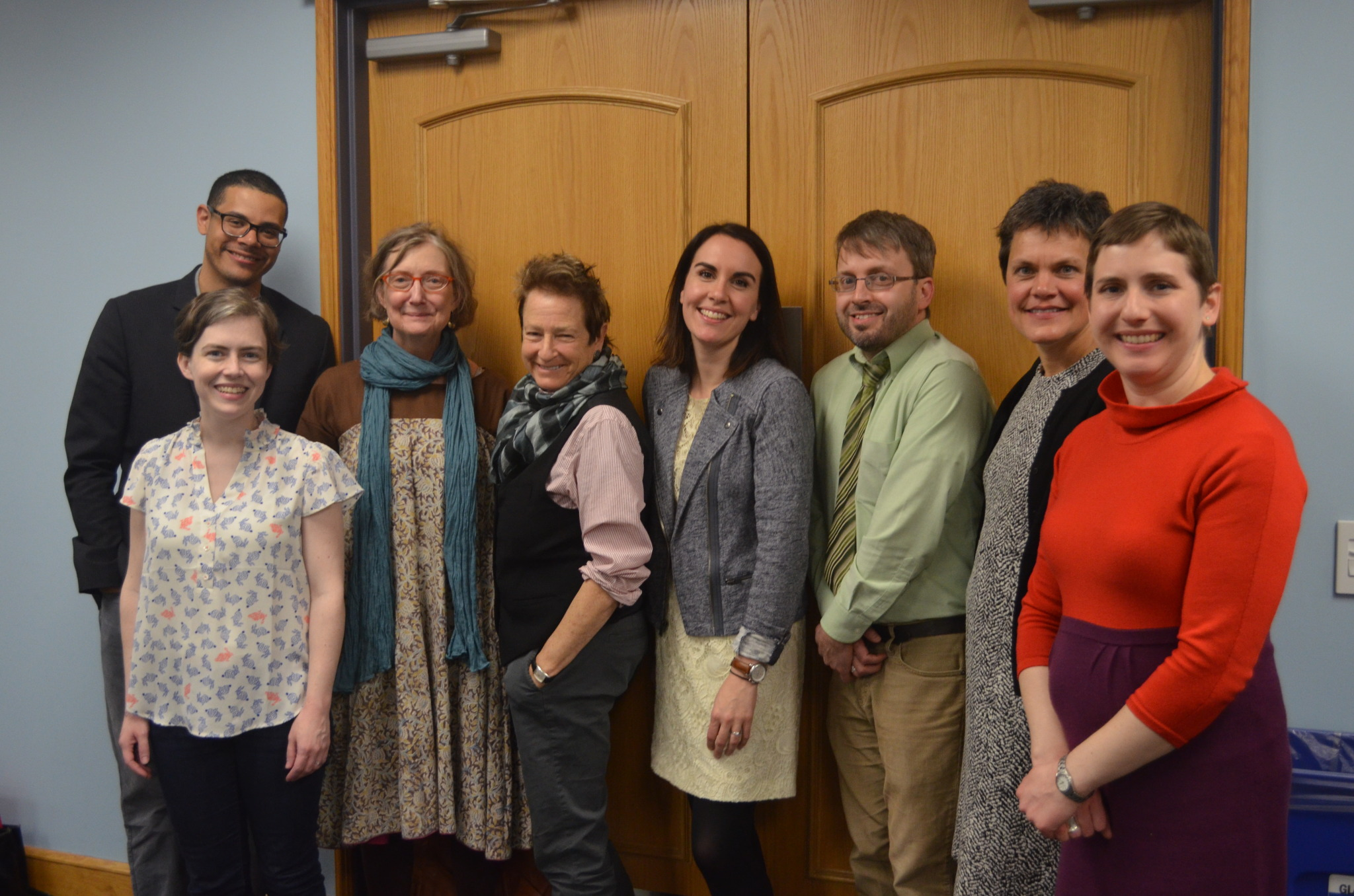 MFA First Book Poets and Their Professors