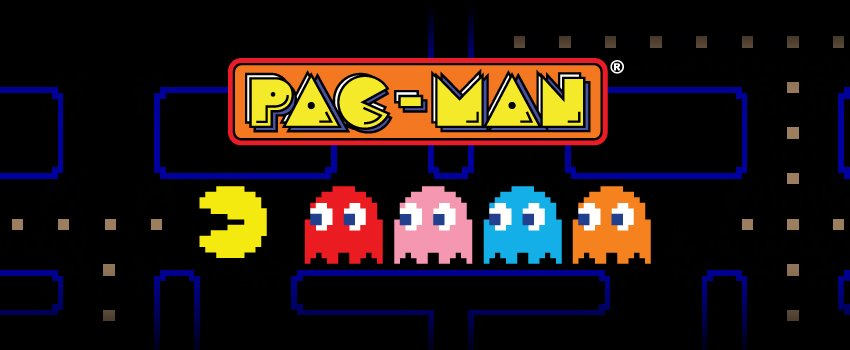Image result for pac man logo