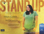 Stand Up Award Honoree Hillary Griffith