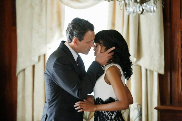 Olivia and Fitz