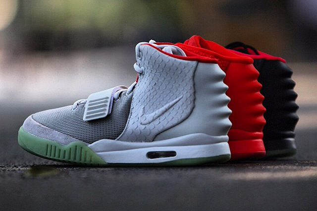 "Yeezy and his ""Yeezy""s 