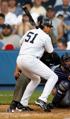 Image result for bernie williams
