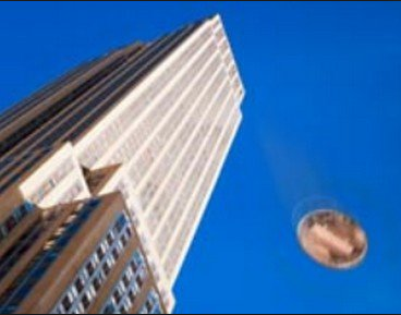 Can A Penny Falling From The Empire State Building