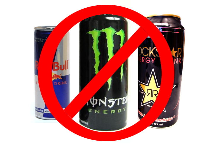 Image result for dont drink energy drinks