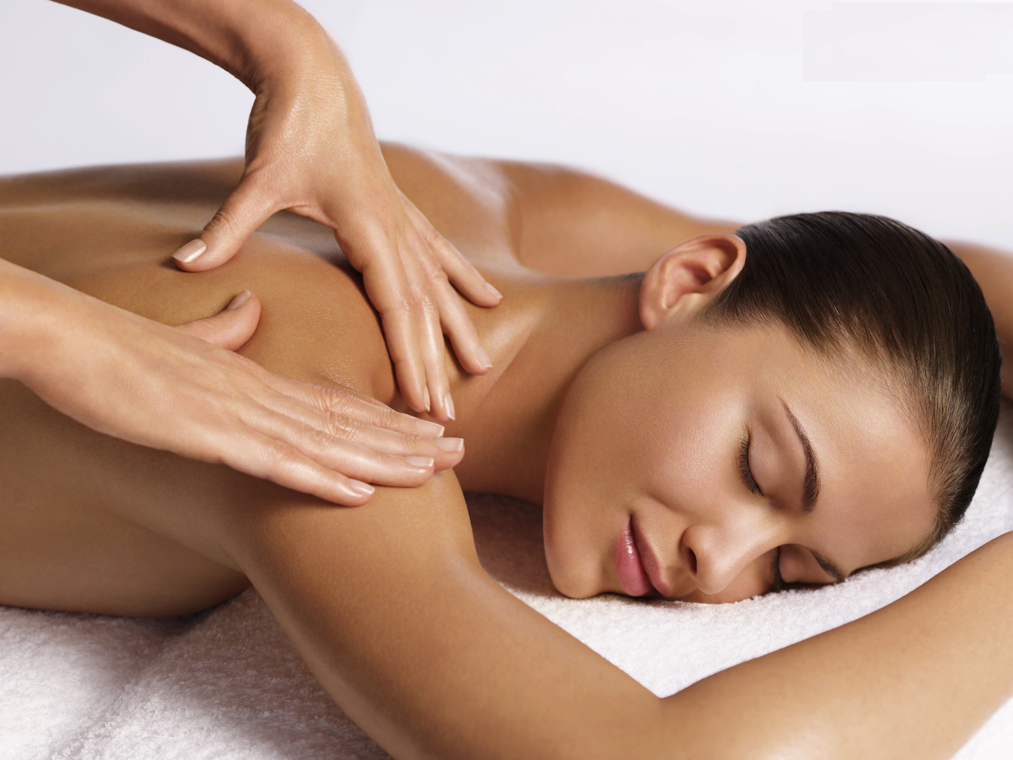 Stressed Look towards massage therapy SiOWfa14 Science in Our