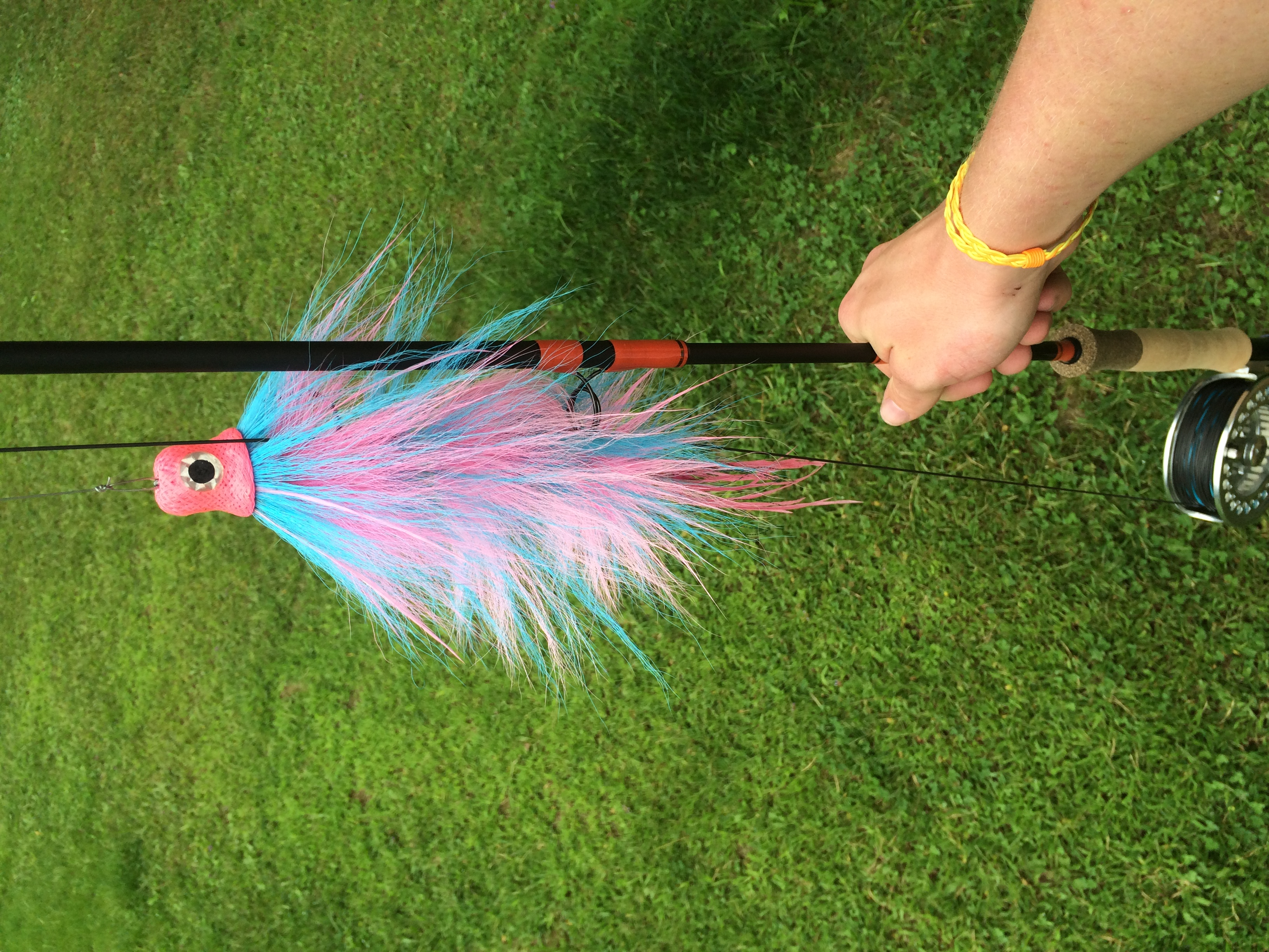 How fly fishing has changed siowfa15 science in our for Types of fly fishing flies