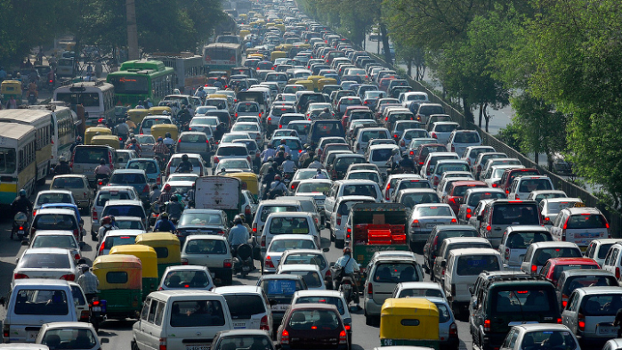 Why Do Traffic Jams Happen  Siowfa Science In Our World  Screen Shot  At  Pm
