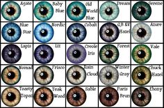 Did Your Eye Color Magically Change? | SiOWfa15: Science ...