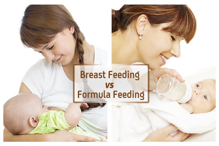 breast feeding vs bottle feeding Now, i am very prepared to say that breast milk is a better food than formula, in  that it is perfectly tailored to a growing baby and has properties.