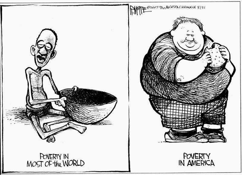 Poverty in america today essay