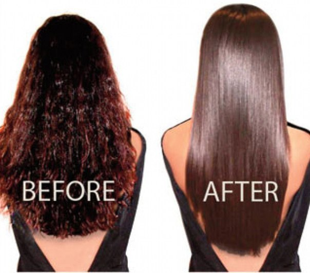 Hair Straightener Before And After Www Pixshark Com
