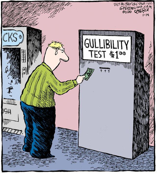 Can We Measure Gullibility Siowfa15 Science In Our