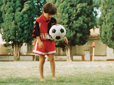 messi-has-been-playing-soccer-since-he-was-a-little-boy