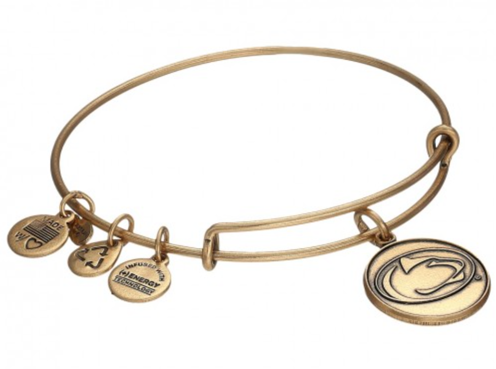 Penn State Alex and Ani Bracelet, $32