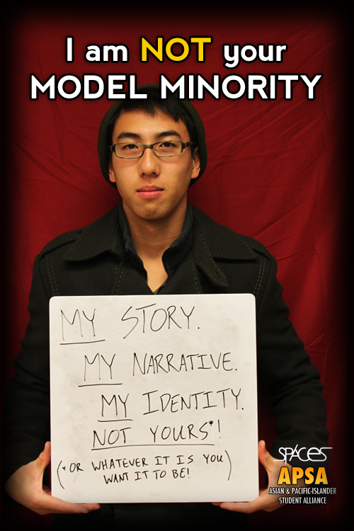 model minority asian americans essays The model minority causes an identity problem with other asian ethnic groups the label homogenizes all asian american and hides their differences.