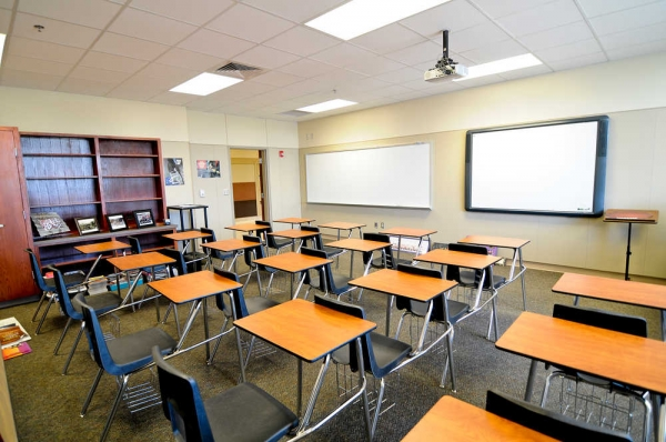 Modern Classroom In ~ Technology in education take advantage of all available